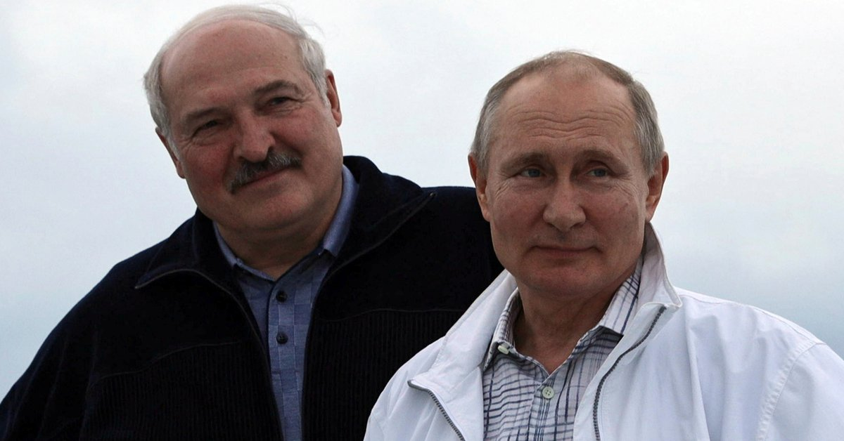 Putin agreed to a millionaire loan with Lukashenko as pressure mounted on Belarus by diverting the plane.