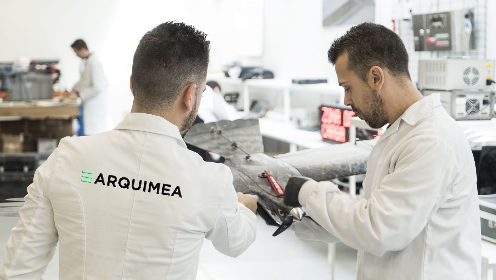 Spanish tech company Arquimea brings its own defense and space business