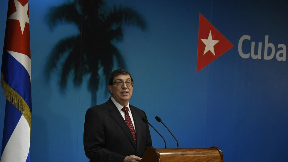 """The Cuban government was """"angry"""" to continue …"""