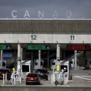 The Government of Canada begins work to reopen the border with the United States