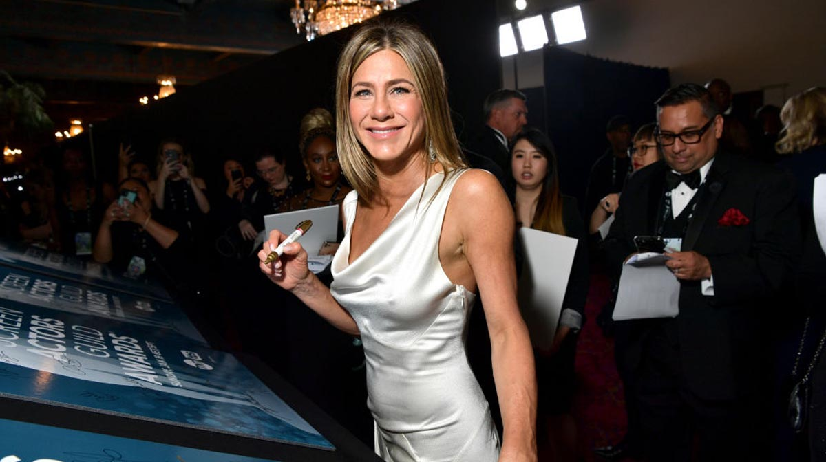 The fitness habits of keeping Jennifer Aniston keep her shine at 52 years old