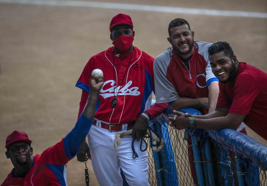 United States grants visas to Cuban baseball players to qualify for the Olympics    Sports