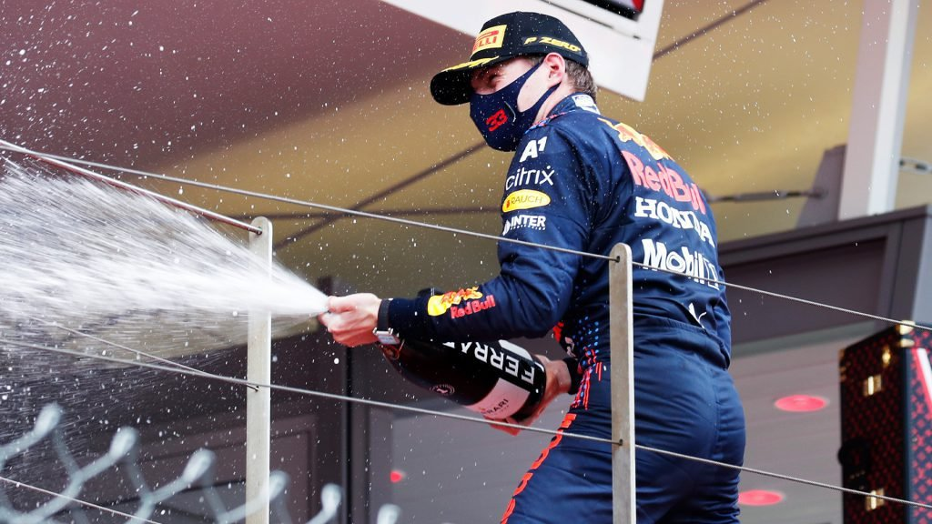 Verstappen won in Monaco and is the captain of the tournament – The Echo