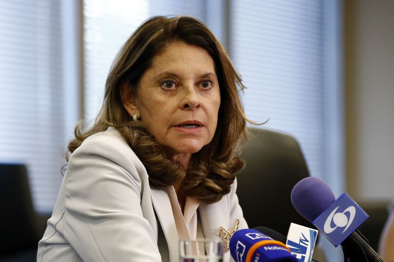 """Vice President of Colombia in the Inter-American Commission on Human Rights: """"If you want to come, no problem."""""""