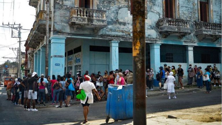 Why Cuba has fallen for now on Biden's foreign policy