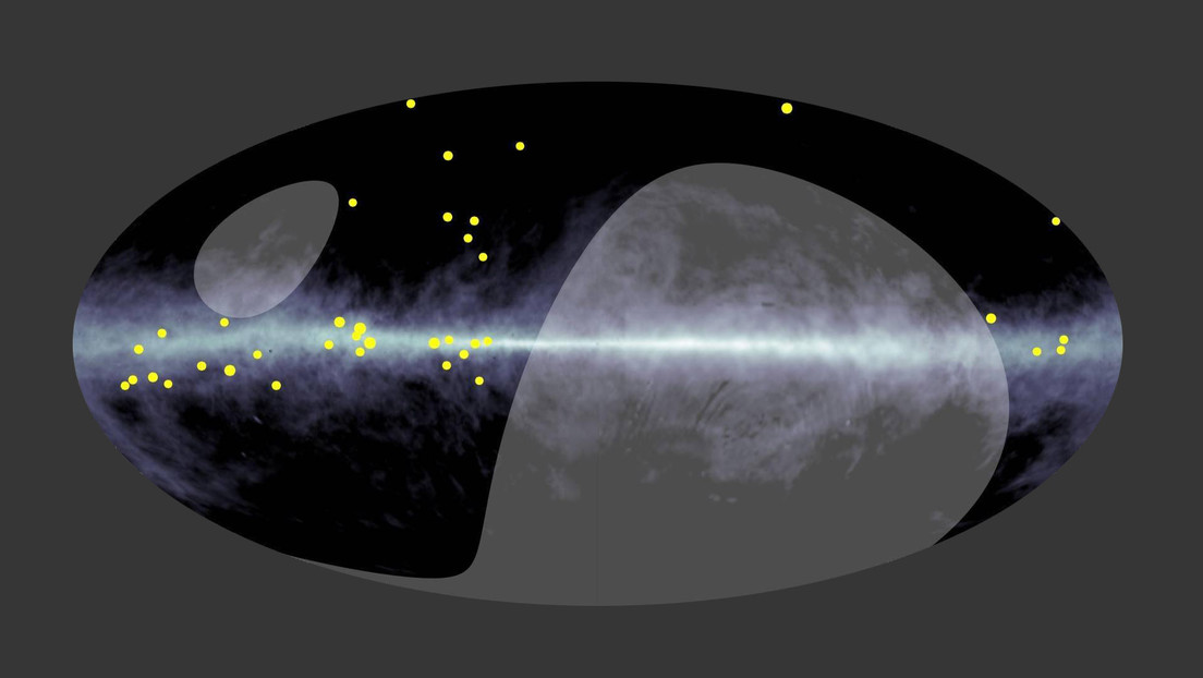 They observed the first evidence of cosmic super accelerators in our galaxy
