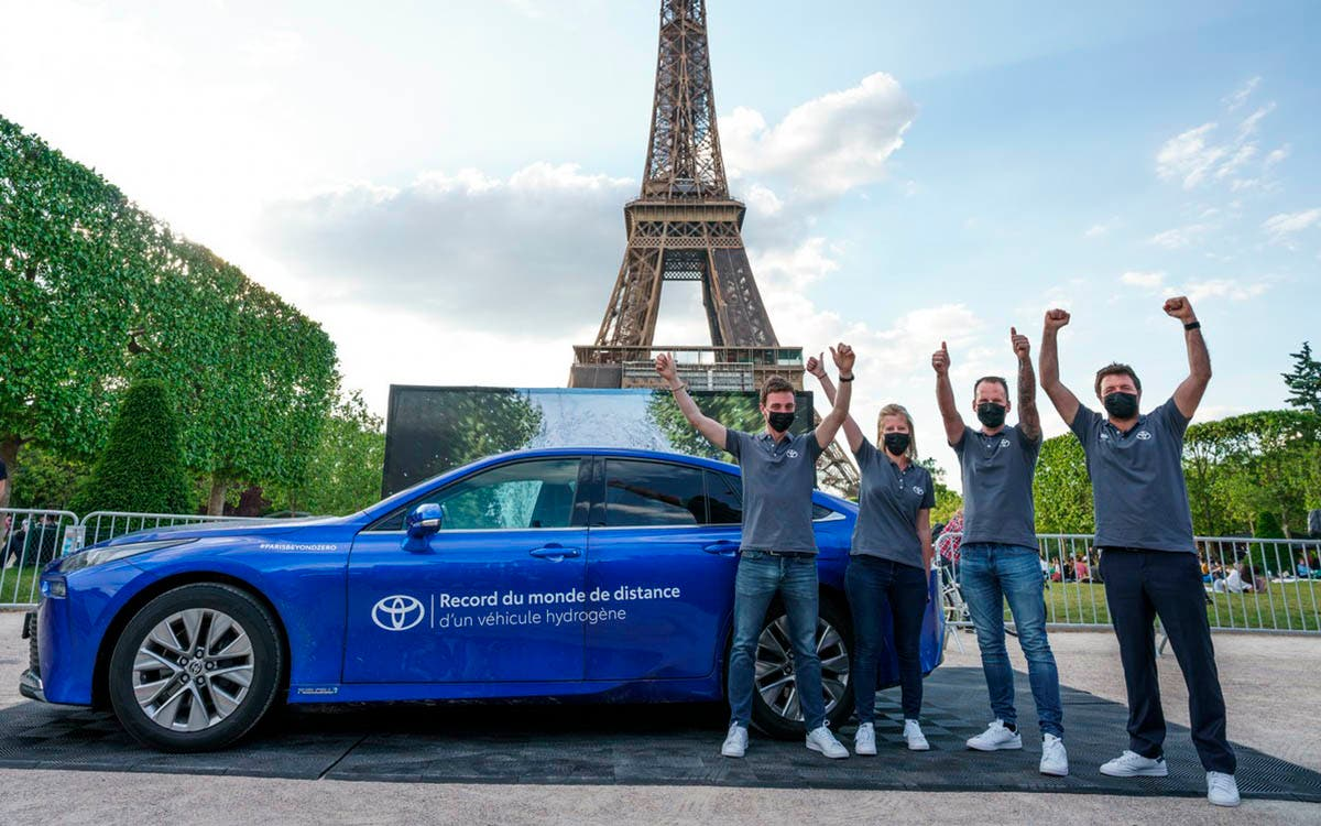 Hydrogen: Toyota vs Science?  The Mirai travels more than 1,000 kilometers on a single charge – news – hybrid cars and electricity