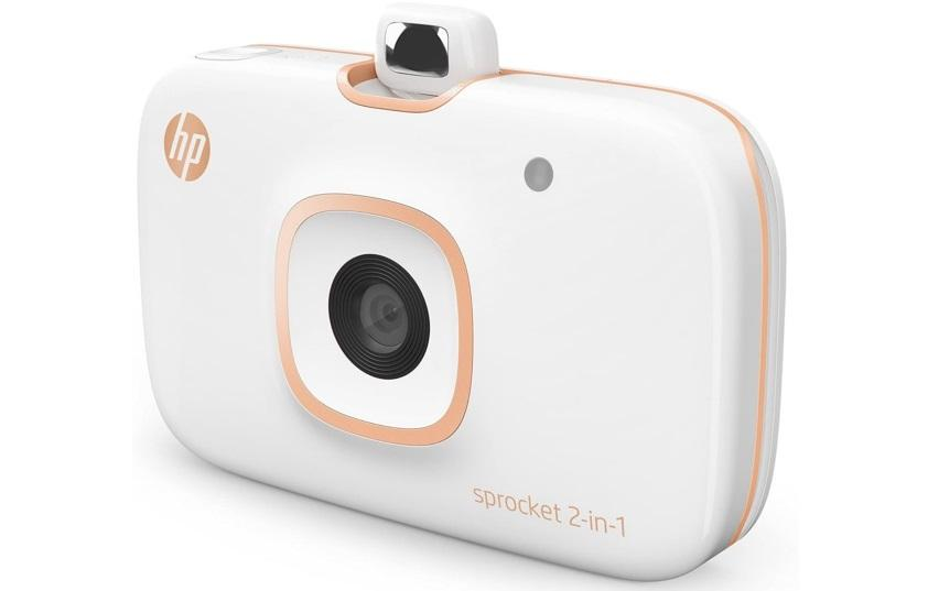 HP Sprocket 2 and 1