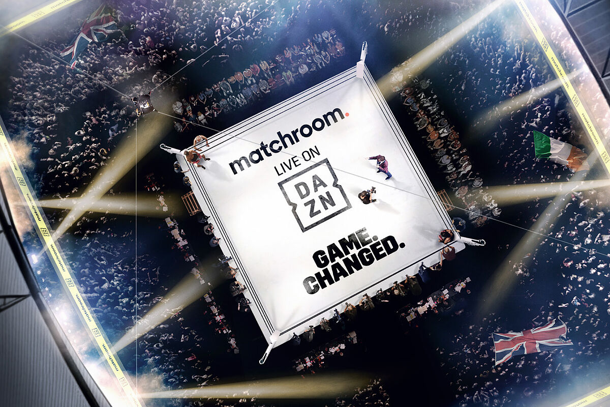 Dazn and Matchroom close deal aimed at changing the rules of boxing