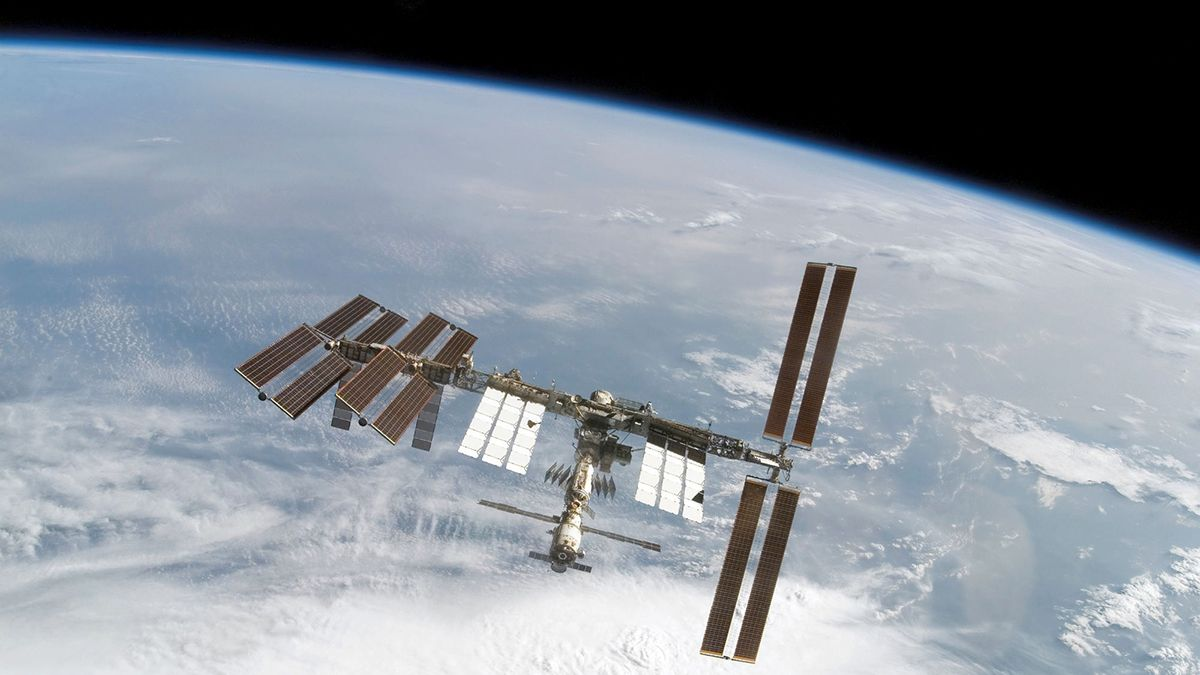 The International Space Station will be visible this week in Santa Fe.