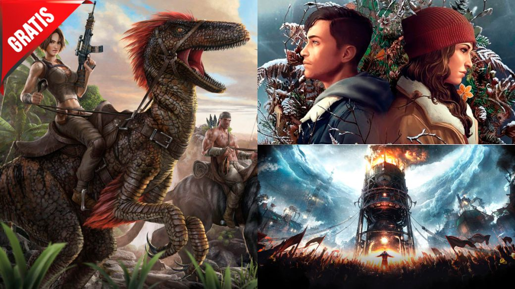 Free games for PC, Steam, and Xbox for the weekend of June 4-7;  Ark, tell me why …