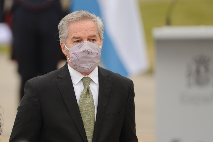 The Argentine opposition asked the president of the abolition, Felipe Sola, to appear before Congress to give explanations.  Photo: Joano Tessoni