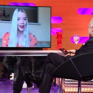 Queen's Gambit member Anya Taylor-Joy speaks with a Scottish accent about Graham Norton and fans love it