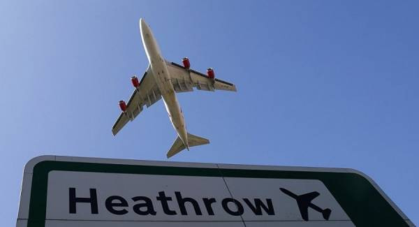 The British blockade floods its airports in the European ranking