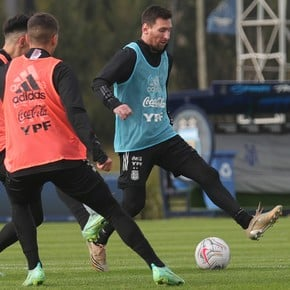 11 Argentina: Messi and more changes