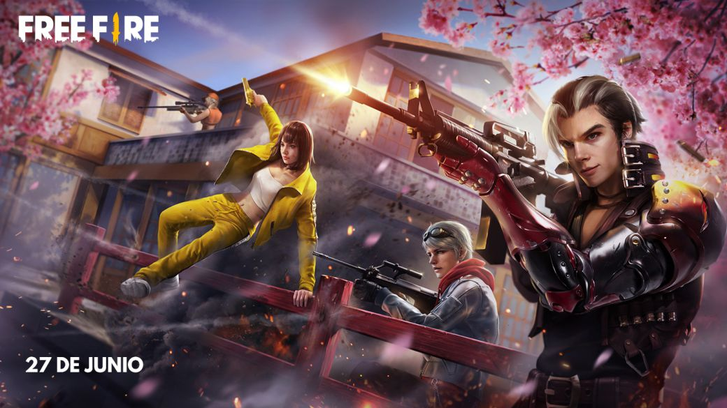 Free Fire codes today June 27, 2021;  All free rewards
