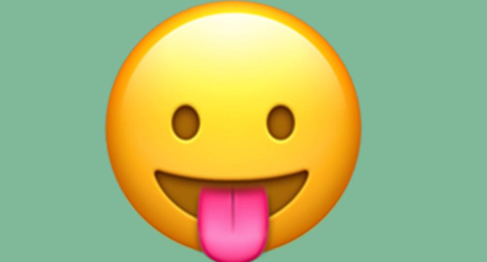 WhatsApp |  Does the little face emoji with the tongue stick out mean |  face with tongue |  Meaning |  Applications |  Applications |  Smartphone |  Mobile phones |  viral |  trick |  Tutorial |  United States |  Spain |  Mexico |  NNDA |  NNNI |  SPORTS-PLAY