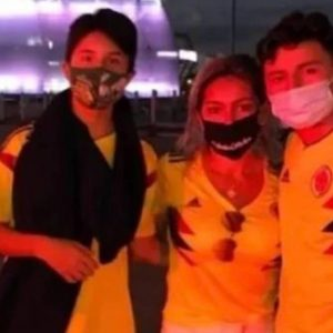 A Colombian family traveled to Brazil to watch the Copa America: when they arrived they realized it was without an audience |  Chronicle