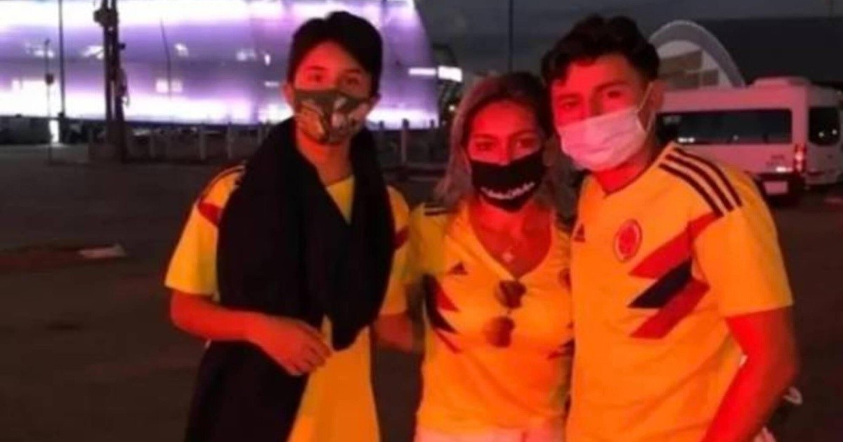 A Colombian family traveled to Brazil to watch the Copa America: when they arrived they realized it was without an audience    Chronicle