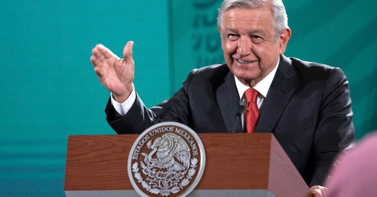"""AMLO sent a message of agreement after meeting with businessmen: """"There was no confrontation."""""""