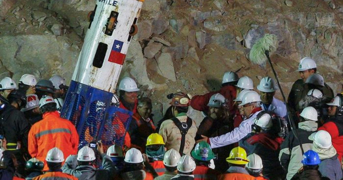 After 11 years, they will compensate 33 Chilean miners left underground |  Chronicle