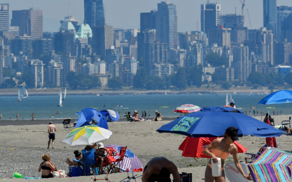 Canada has reported 34 deaths that may be linked to the heat wave
