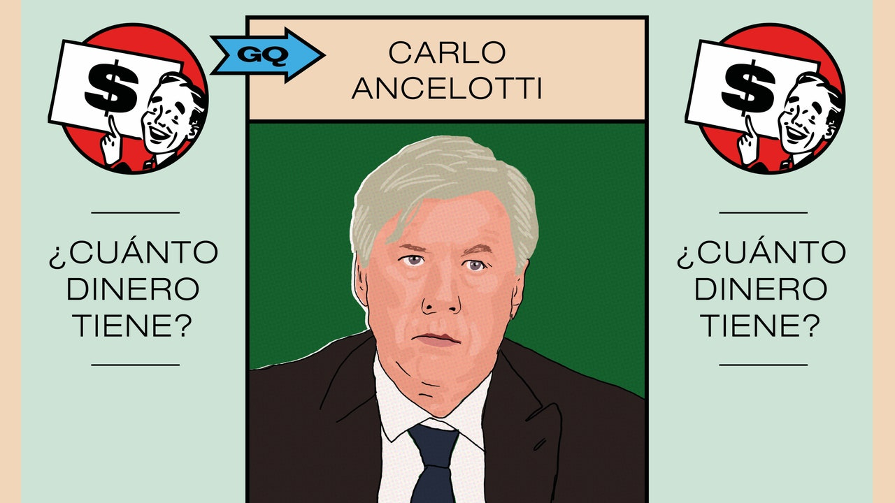 Carlo Ancelotti: How much money does he have and what he spends on it
