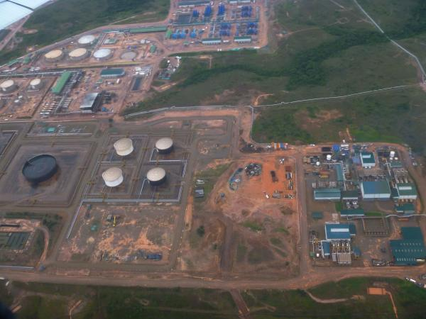Colombia's oil fields have trouble operating due to the blockade    companies    Business