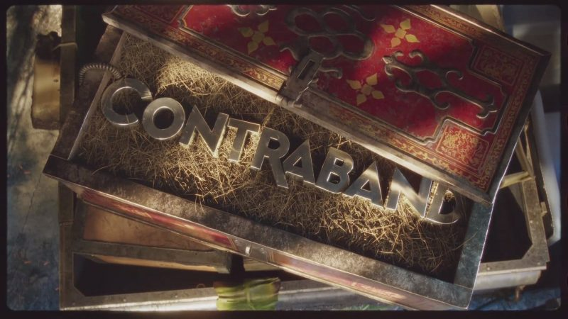 First details of Contraband, an Xbox-exclusive video game