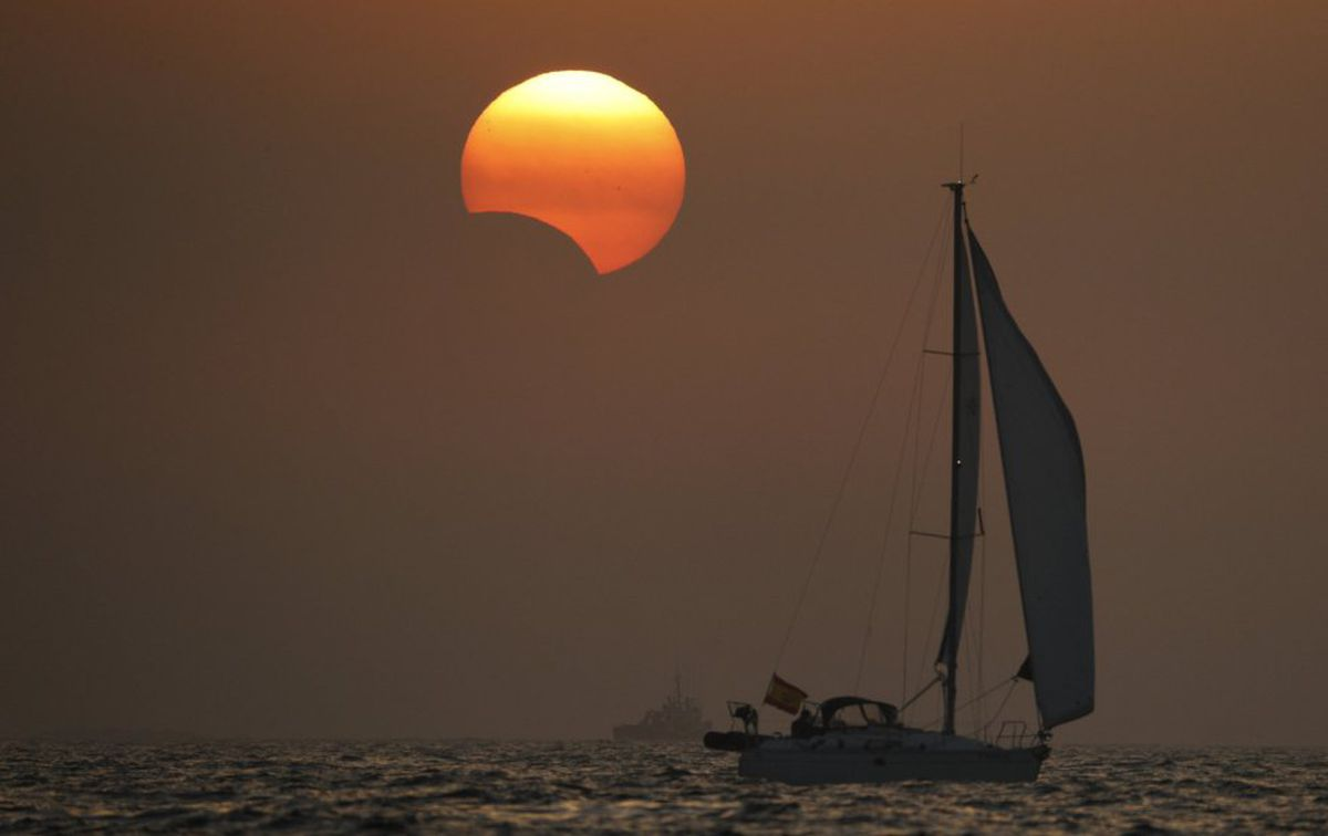 How and when to see a partial solar eclipse on June 10 |  Science