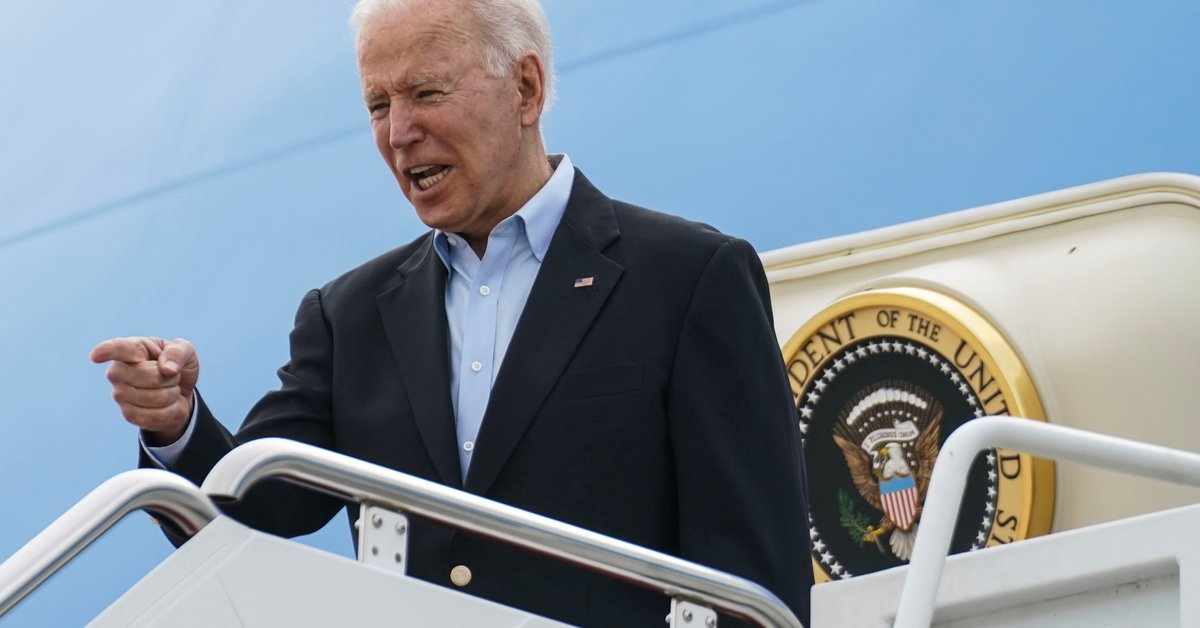 Joe Biden left for the UK with a message to Vladimir Putin and China: 'The US and the EU are close allies'