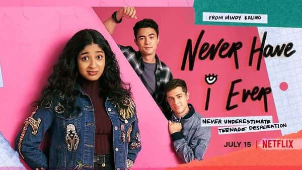 Netflix will host the second season of 'Never Have I Ever' on July 15