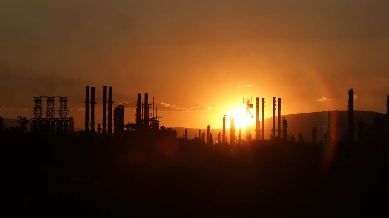 Pemex, the third most dangerous oil company to the environment