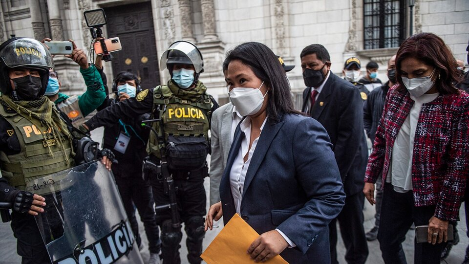 Peru: Keiko Fujimori plays the OAS card in Bolivia    Without presenting evidence of fraud, the Right hopes Luis Almagro will accept an audit of the ballot
