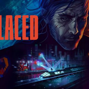 Pixel art and neon lights in Replaced, an independent movie that premiered on Game Pass in 2022