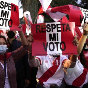 Polling in Peru: Electoral jury begins review of votes challenged by Keiko Fujimori and has already rejected 10 appeals