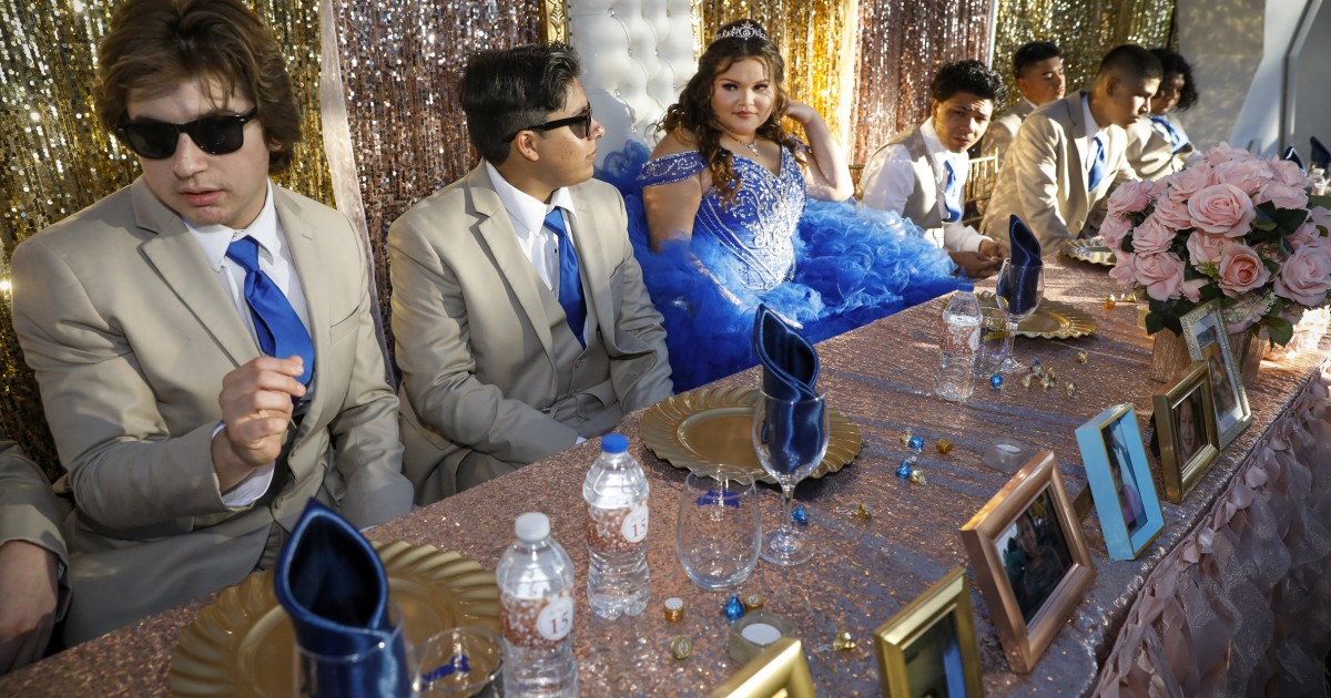 Quinceañera tries to recover after the COVID-19 lockdown in San Diego