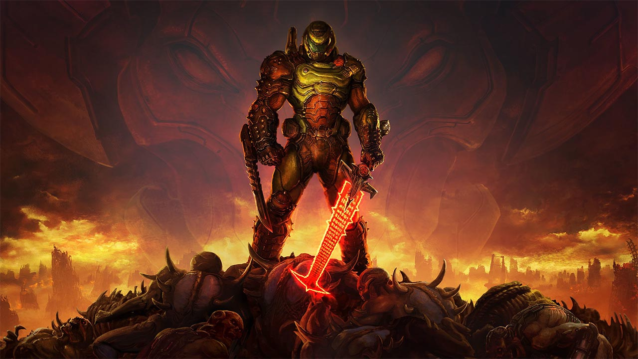 Super Smash Bros. fans.  Ultimate are confident that Doomguy will be the last character to reach the game