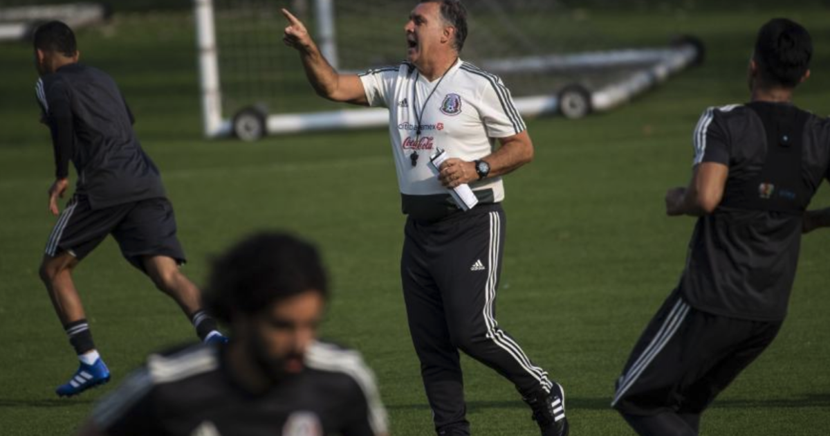 """""""Tata"""" Martino: Efrain Alvarez is 100% ours;  Funes Mori's Appeal Is """"A Natural, Natural Thing"""""""