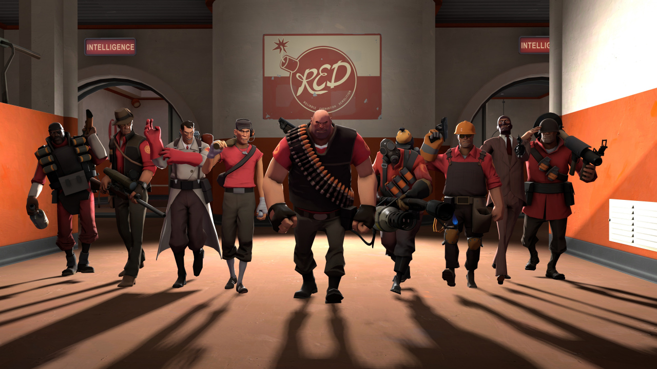 Team Fortress 2 broke its activity record after going through the biggest news wave in its history