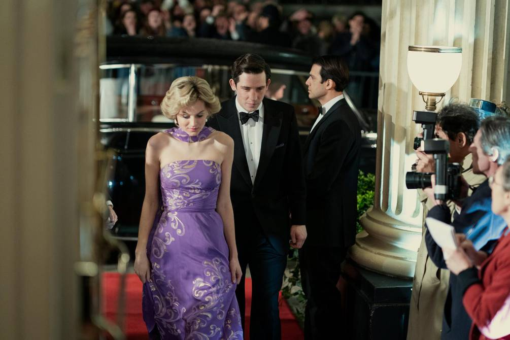 'The Crown' did not take anything in Baftas TV    TV    entertainment