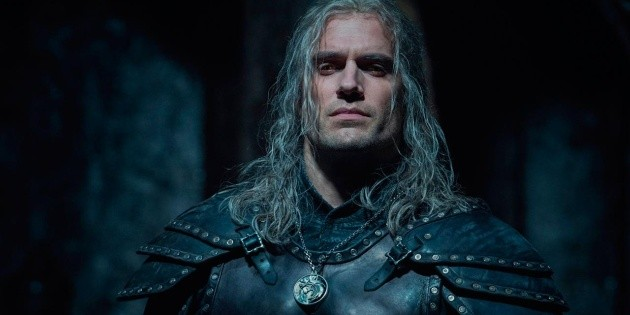 The Witcher: Video of Herny Cavill as Geralt of Rivia in Season 2 of the Netflix series    spoiler