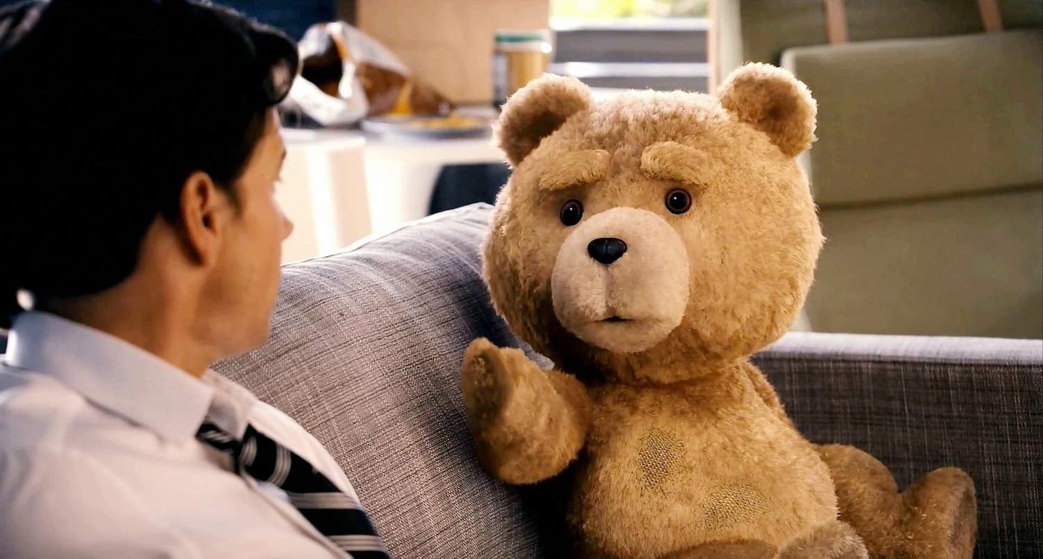 The movie TED will be turned into a TV series