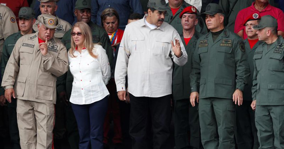 """The prosecutor at The Hague has revealed that she has """"made significant progress"""" in her investigation into the Maduro regime."""