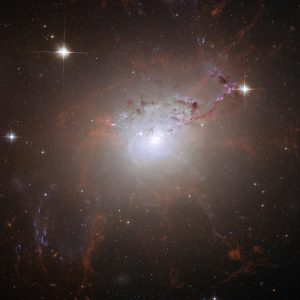 """They detect movement """"on unprecedented scales"""" in intergalactic space"""