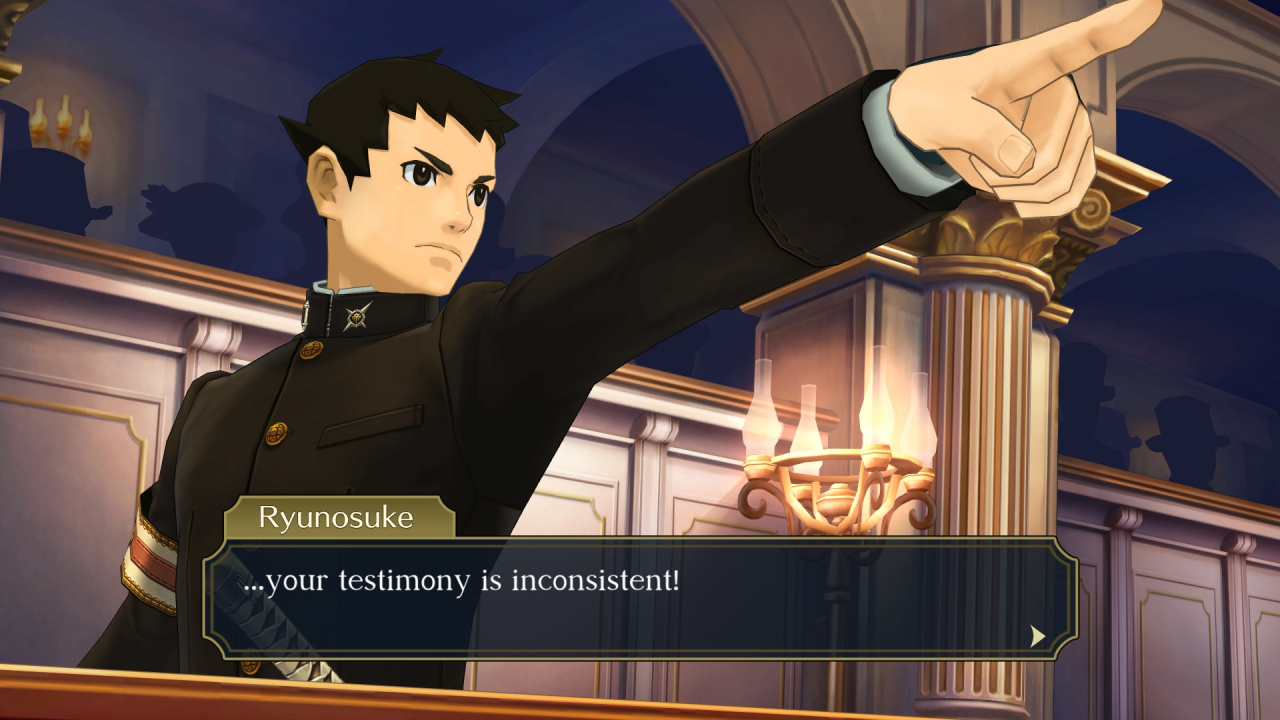 Two new mechanics announced in The Great Ace Attorney Chronicles: New Gameplay Trailer