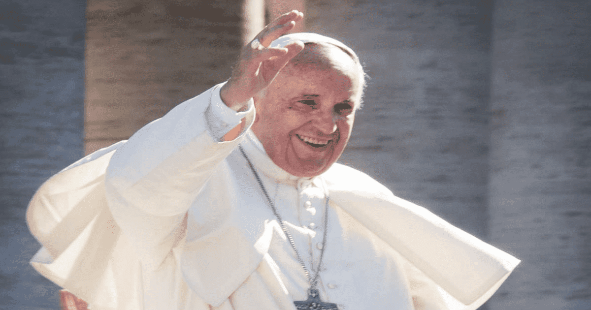 Video Cannot Be Missed: Pope Francis 'Damn' to a Brazilian |  Chronicle