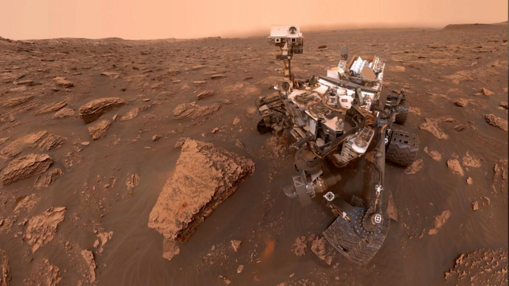 NASA is close to explaining the mysterious methane gas on Mars