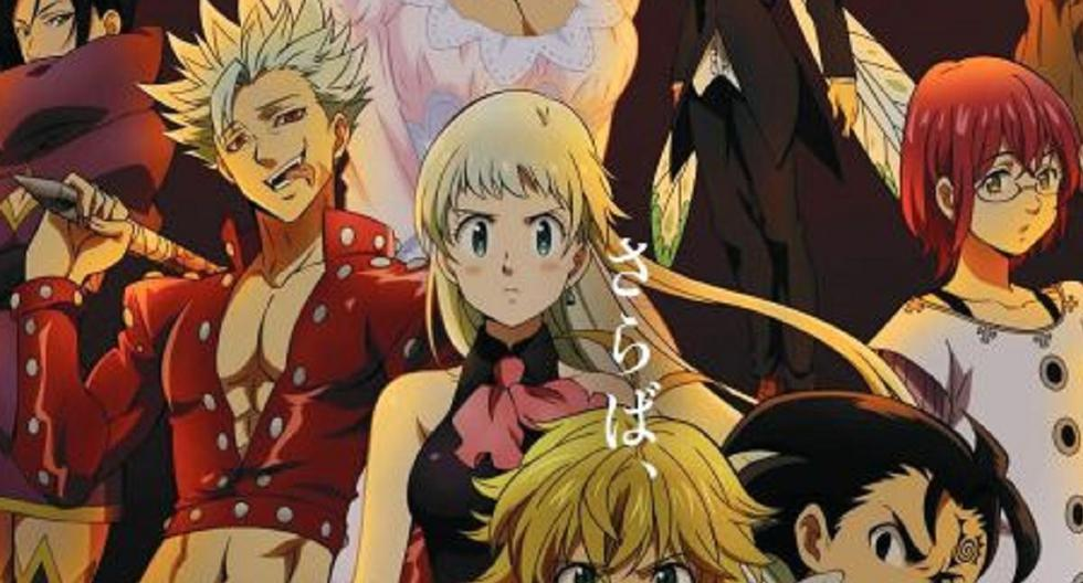 The Seven Deadly Sins Cursed by Light: All About Nanatsu no Taizai |  Release date |  Trailer |  movies |  Netflix series |  Anime |  Video |  TV tabs |  nnda nnlt |  SPORTS-PLAY