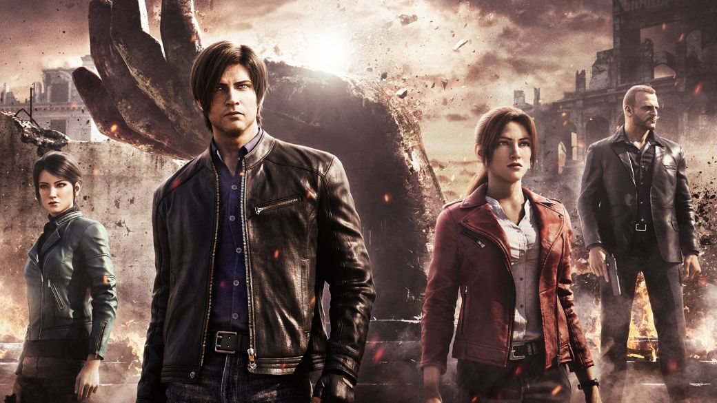 Resident Evil: Infinite Darkness from Netflix    Trailer, release date, and number of chapters in it